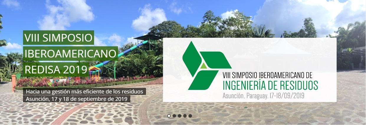"""VIII Simposio Iberoamericano en Ingeniería de Residuos """"Hacia una Gestión más Eficiente de los Residuos"""""""